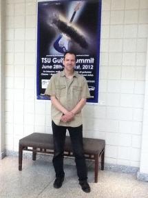 Dave Isaacs TSU guitar summit